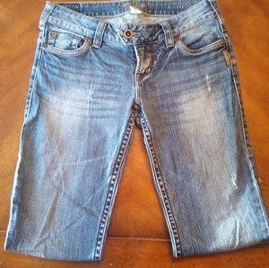 Women's Tuesday Silver Jeans